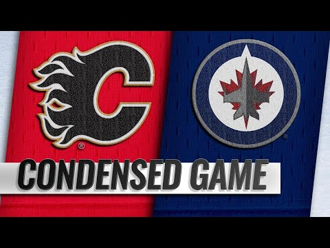 12/27/18 Condensed Game: Flames @ Jets