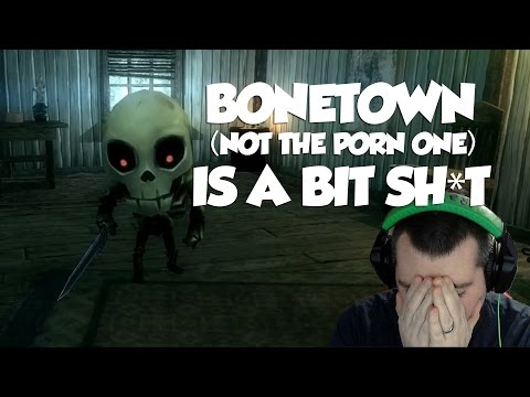 Bonetown: The Power of Death Is Shit
