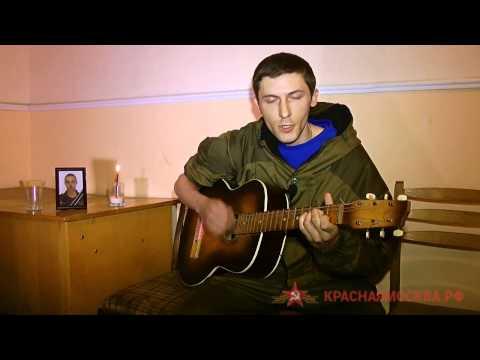 Юный автор и исполнитель песен Юсуп Алиев,2017г.