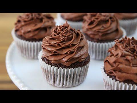 Chocolate Cupcakes Recipe | How to Make Chocolate Cupcakes