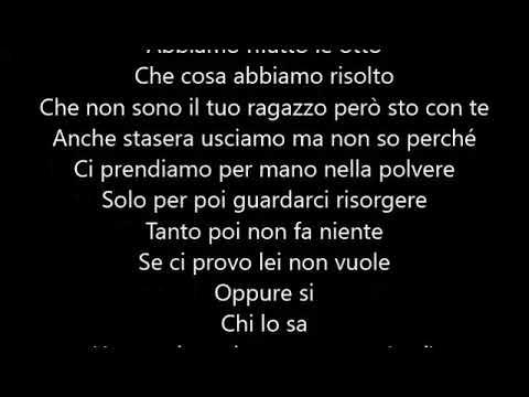 Gemitaiz - Lo sai che ci penso (Testo/Lyrics) [DAVIDE]