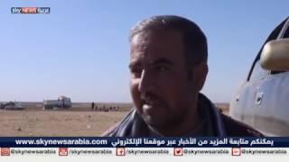 الموصل.. موجات نزوح عاتية