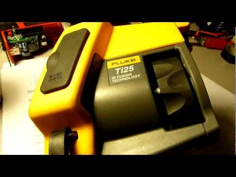 Fluke Ti25 thermal imager mini-review PART 1