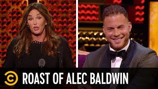 Caitlyn Jenner Ridicules Blake Griffin's Athletic Ability - Roast of Alec Baldwin