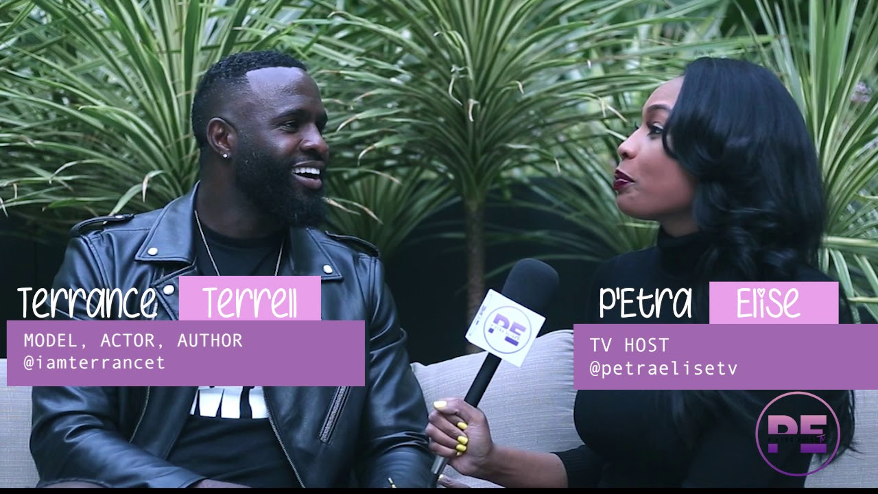 Terrence Terrell Actor >> Author Terrence Terrell Talks Overcoming Depression Loving Yourself More