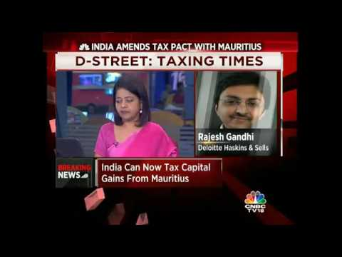 India Can Now Tax Capital Gains From Mauritius