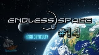 Endless Space #HARD# - Must play - #14 - Auf in den Kampf