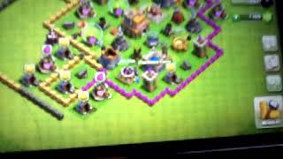 Sorry dat je het een stukje het niet kan zien clash of clans #2