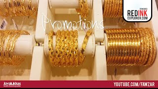 joyalukkas Bangle Collection