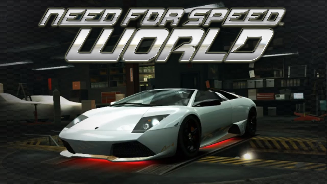 need for speed world live episode 3 new car youtube. Black Bedroom Furniture Sets. Home Design Ideas