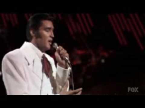 Elvis Presley & Celine Dion duet : 1968 - 2009
