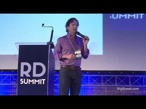 Aaron Ross - Keynote Speaker's Reel