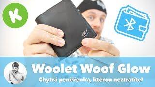 Chytrá peněženka, kterou NIKDY NEZTRATÍTE je nyní na Kickstarteru! (Woolet Woof Glow)