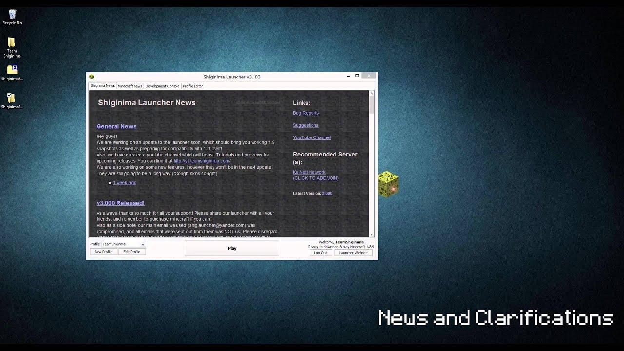 Shiginima Launcher (KeiNett) 3 100 Download | MadDownload com