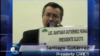 Nuevo presidente Canieti 2010 (eSemanal)