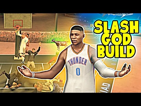 MOST OP SLASHER GOD BUILD! BEST SPEED BOOSTING SLASHER BUILDS IN NBA 2K17! NBA 2K17 OP SLASHERS