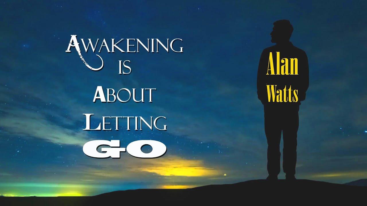 Alan Watts Powerful talk on Buddhism, Shamanism, and the Great Awakening