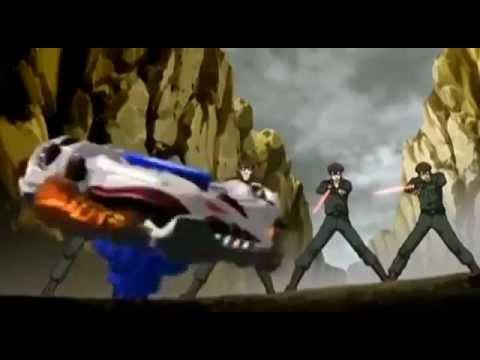 Beyblade Metal Masters - Ryuga vs HD Bladers