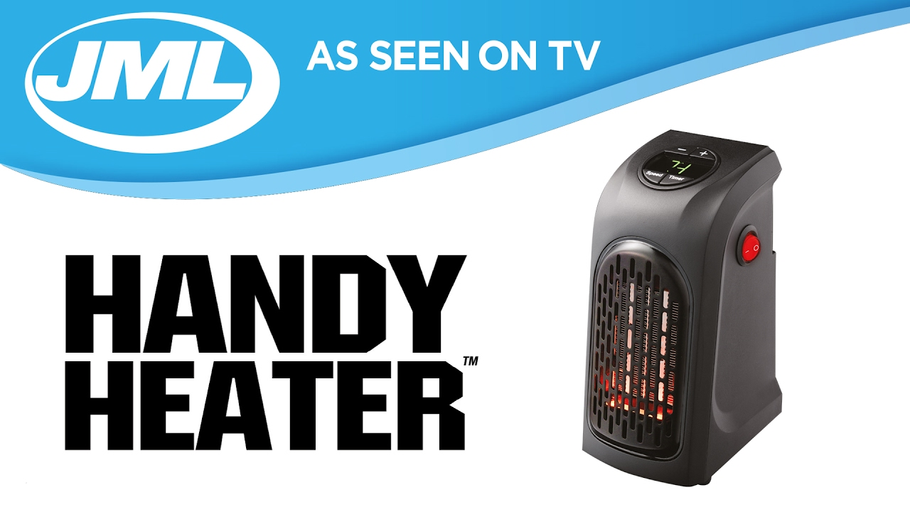 Handy Heater Personal And Portable Digital Electric From Jml Heaters Also Room You Can Buy