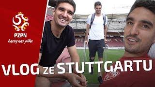 KONTUZJA MARCINA KAMIŃSKIEGO. Rehabilitacja, mieszkanie, stadion VfB Stuttgart