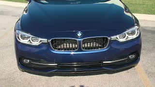 Two-Minute Test Drive: 2018 BMW 328d