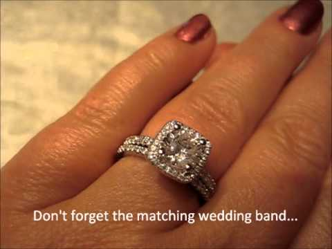 Mm Or Mm Engagement Ring