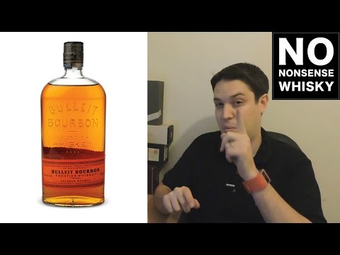 Bulleit Bourbon - No Nonsense Whisky Reviews #19
