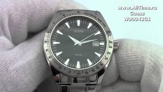 Мужские наручные fashion часы Guess W90043G1(, 2013-08-30T07:06:02.000Z)