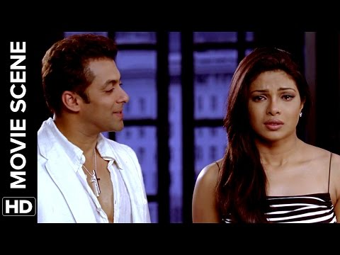 Realization dawns on Priyanka | Salaam-e-Ishq | Movie Scene