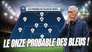 Équipe De France Euro 2021 Dispositif . Le 11 Probable De L Equipe De France Pour L Euro 2021 Youtube