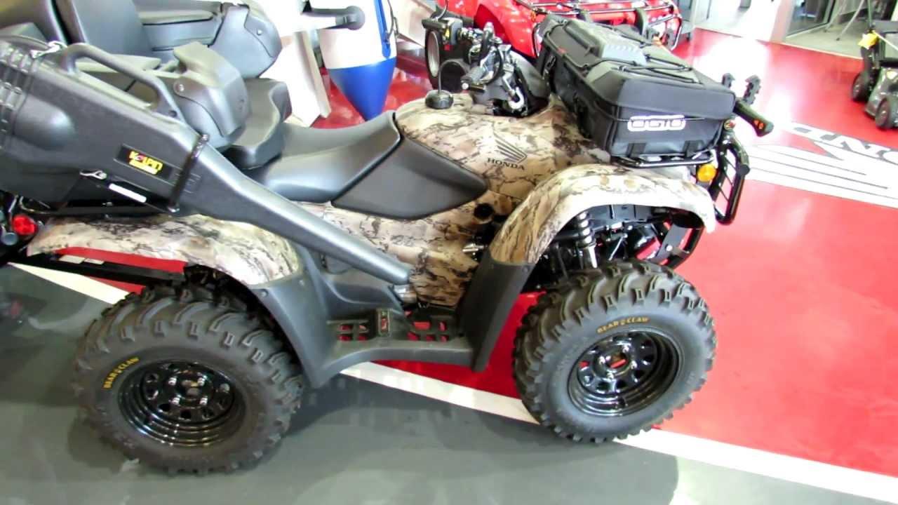 2012 Honda Rancher 420   All Terrain Vehicle   Utility ATV   Centre Hamel  Honda