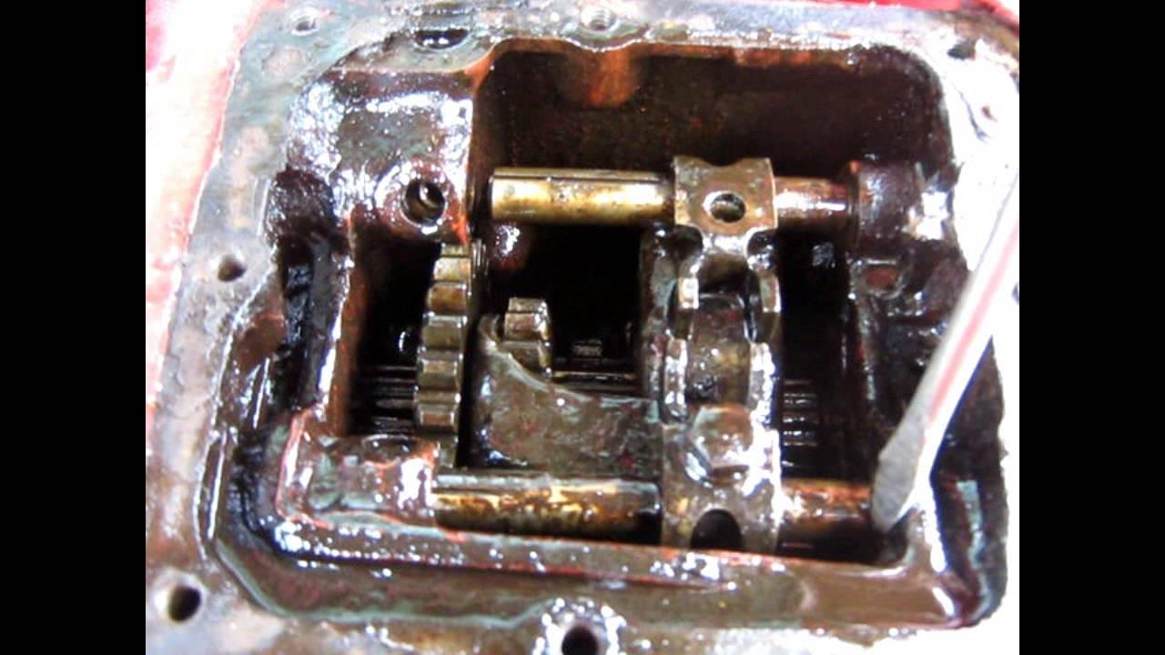medium resolution of farmall cub tractor missing shifter detent ball and spring