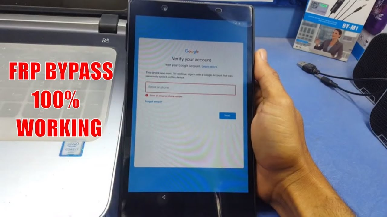 Lenovo Tablet 4 (TB-8504x) Google Account Bypass | 7 1 1 Without PC