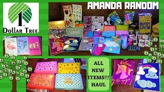 HUGE FIRST DOLLAR TREE HAUL OF JULY 2018 ! ALL NEW ITEMS & MORE!!