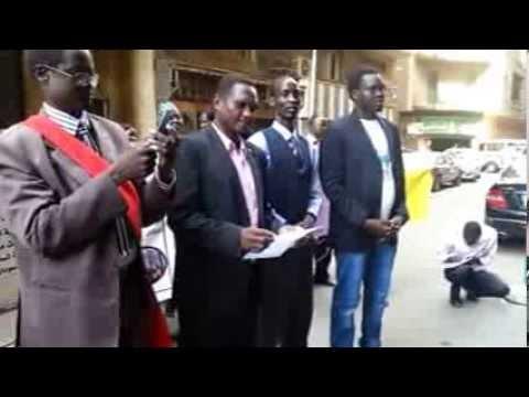 Abyei Cairo Program southern region of Abyei referendum