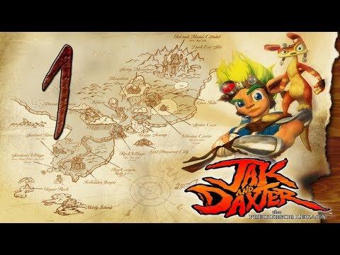 Jak & Daxter 1 - Cap.1 - Roca del Geiser