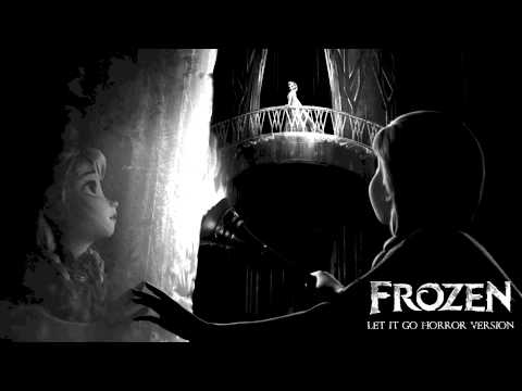 Frozen - Let It Go | Horror Piano Version