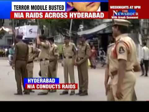 Hyderabad Youths Picked up for IS Links by NIA