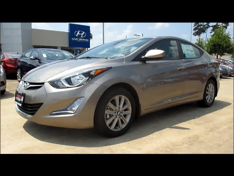 2014 Hyundai Elantra SE Full Review