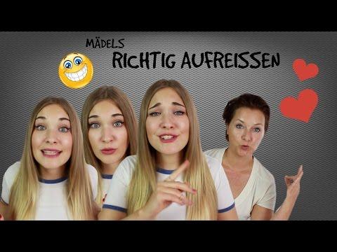 MÄDELS RICHTIG AUFREIßEN - Mamuluku gibt Tipps | janasdiary