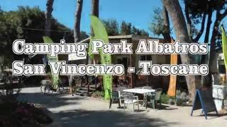 Camping - Park Albatros - Italië - Toscaanse kust - San Vincenzo