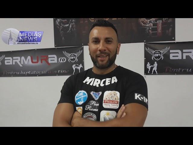 Mircea Mihai - Dragon Fight Academy Kickboxing Medias