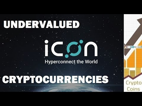 Undervalued Cryptocurrencies: ICON (ICX) the Largest Decentralised Network in the World