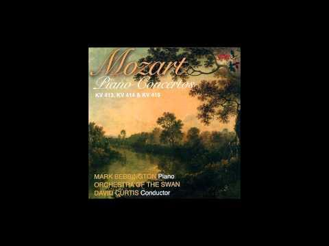 Mozart Piano Concerto No.12 in A major, KV414 - Mark Bebbington