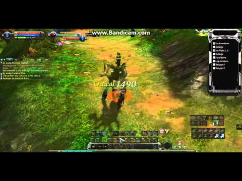 Advanced Cheats AION Hack Menu