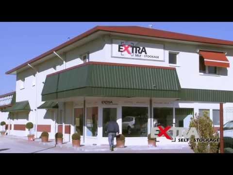 Extra Self-Stockage SUISSE Ecublens-Lausanne Film présentation