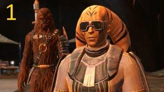 SWTOR Nar Shaddaa Bonus Series Republic Side Part 1