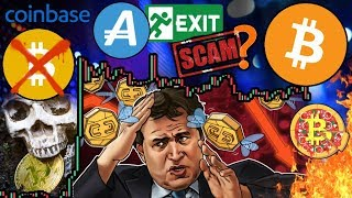 Coinbase Will NOT Trade Bitcoin SV?!? Did Atonomi Exit SCAM?!? Dr. DOOM Trashes JPM Coin 😂