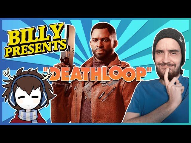 Billy Presents: Deathloop & Billy's Choose Your Own Adventure of Doom /w Jack