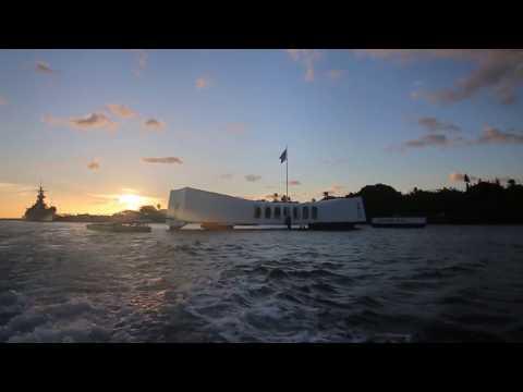 Carolina Basketball: USS Arizona Memorial visit at Pearl Harbor